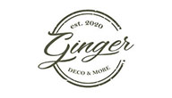 Ginger deco & more