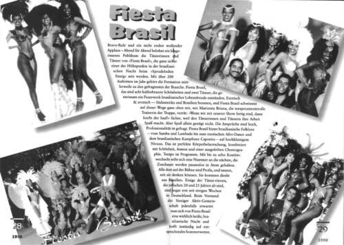 1998 – A Night in Brazil